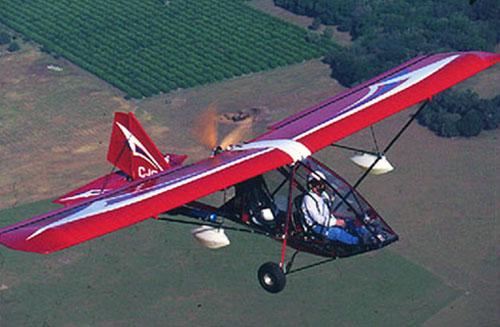 Chinook Plus 2 Light Sport Aircraft